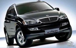 Ssangyong Kyron car