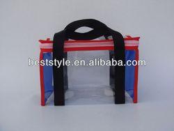 High quality pu leather celebrity tote bag