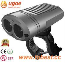 Cree LED 500LM USB de carga de bicicletas focus ( ce, Rohs, Ul-str )