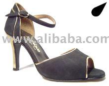 Mythique Women's Tango Ballroom Dance Shoes - Karenina