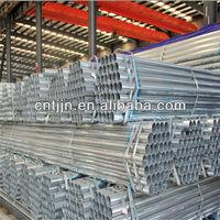 SCH80 ASTM a106 hot dip galvanized 3.5 inch steel pipe