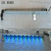 NEW 30W RF wireless RGB dmx led wall washer light
