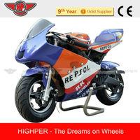 49cc pocket dirt bike(PB009)