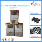 High temperature silicone gasket maker glue