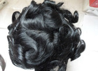 Wholesale fashion and beauty toupees for black men