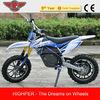 Electric dirt bike 500W 24V