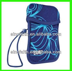 2013 new design neoprene universal waterproof camera case