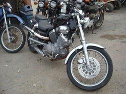 USED JAPAN motorcycles HONDA VERAGO 400CC