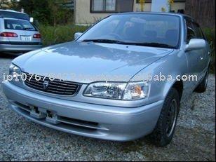 2000 Used TOYOTA Corolla SDN SE-Saloon RHD