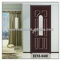 2013 venda quente duplo standard porta interior tamanhos