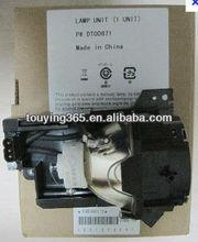 100% original projector lamp DT00871 ft for Hitachi CP-X809