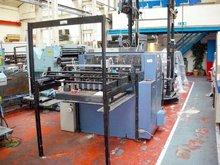 DML Paper sheeting machine