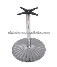 Chrome Table leg