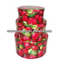 2013 hot sale apple carton box