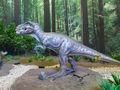 jeux pour les enfants de dinosaures animatroniques