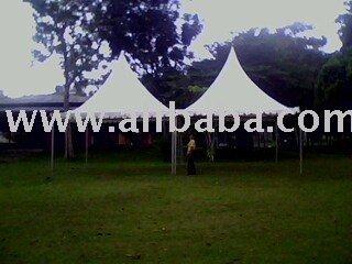 Tenda Kerucut / Tenda Barnaville tent