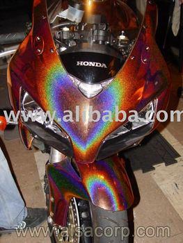 Prima Coat , rainbow color coating