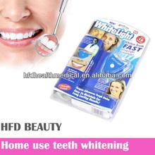 Teeth Bleaching Pens Tooth Whitening + LED Light