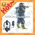 de emergencia aparato de respiración herramientas de bombero