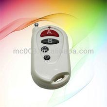 world popular universal remote control codes
