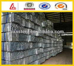 Small size shs galvanized steel tube company ltd