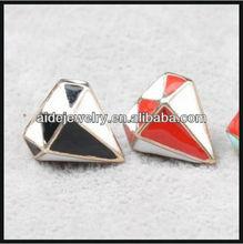 diamond ship fashion jewelry bijoux boucle earrings