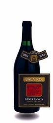 Balatoni Kekfrankos Wine