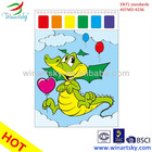 Magic Painting With Water Coloring Book
