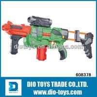 Plastic selling gun air for children shooting game