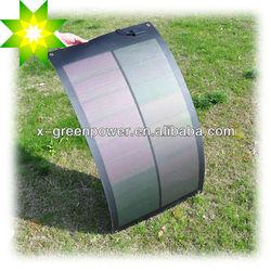 CIGS flexible thin film solar panel