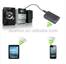 3.5mm Stereo Audio HiFi Bluetooth Music Receiver Adapter for iPhone iPad Samsung Tablet PC