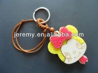 Environment Wood key chain mickey