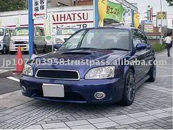 Used cars SUBARU Legacy B4 RHD