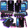 protector hard pc silicone protector case cover For Samsung Galaxy S4 Active i9295