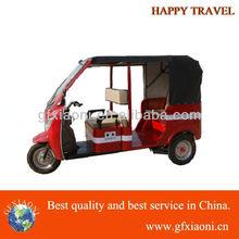 luke three wheel five seat passenger E POWER electric tricycle for Bengalis