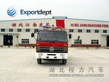 4*2 fire fighting water pump engine,180Hp water tank fire fighting truck