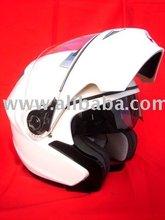 Modular Flip Up Face Helmet 815 WHITE