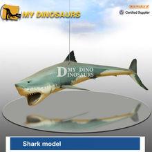Animatronic life size shark