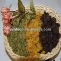 las variedades de pasas de uva frutossecos