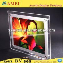 POP led acrylic angel/acrylic LED/acrylic