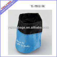 600 D /pvc Polyester Dog Food Bag with Logo