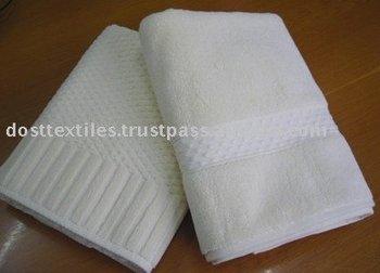 %100 organic cotton towels
