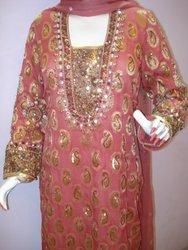 Designer banarasi salwar suits