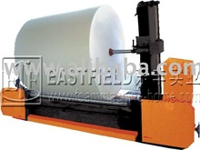 flexible foam cylinder block peeling machine