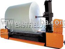 flexible foam cylinder block peeling machine www.foammachine-home.com