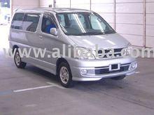 2000 Used TOYOTA Touring Hiace V package Diesel Turbo /Wagon/RHD car