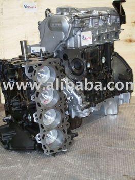 Nissan Navara Engine YD25 2001-2006