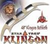 Kilngon Bathleth Star Trek Battle Axe