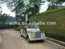 11Seats New electric luxury classical golf cart ( AH-RR11 )