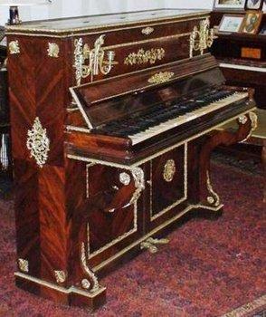 Van Overbergh Upright piano